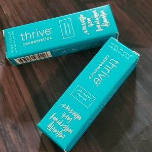 Set 2 Thrive waterproof lash adhesive